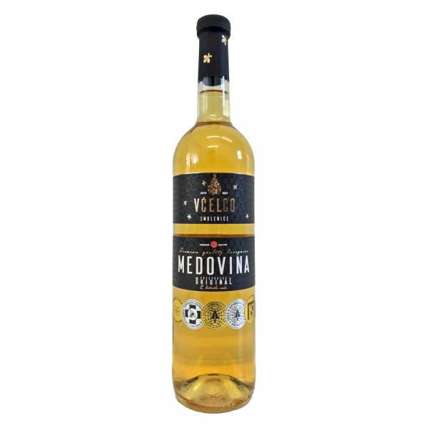 MEDOVINA – Original - Gewürz Met - 0,75L - 13% Vol.