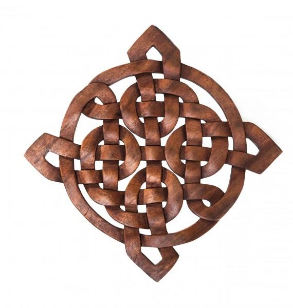 Wandrelief - Keltischer Knoten - ws39