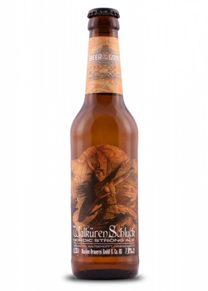 Walkürenschluck - Strong Ale - 0,33l Flasche - Beer of the Gods