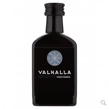 VALHALLA Kräuterlikör - Koskenkorva -Finnland-0,04 l-35%