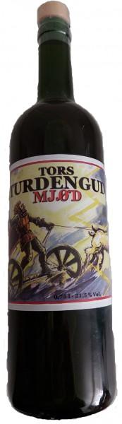 Thors Turdengud Mjød - Thors Donnergott Met - 21,5 % - 0,75 l Glasflasche
