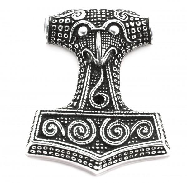 Thorshammer Skånehammer 4.2 cm Silber - at43