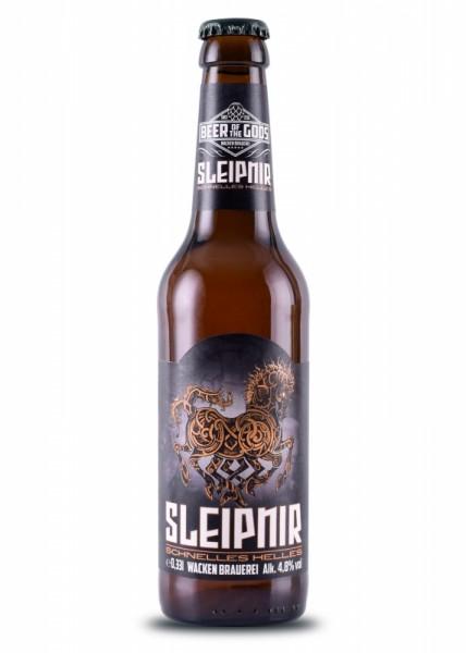 Sleipnir - schnelles Helles - 0,33l - Beer of the Gods