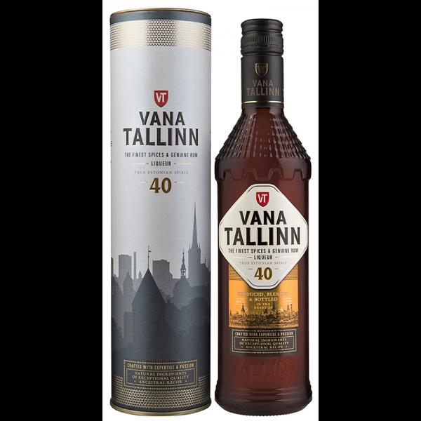 Vana Tallinn Likör 40% - 500 ml in Tube