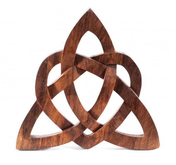 Wandbild - Keltischer Knoten -  Celtic Liebessymbol - ws275