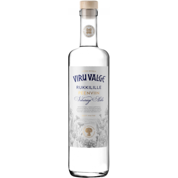 Viru Valge Cornflower Vodka - 40% - 500ml