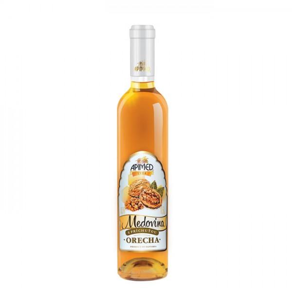 Slowakischer Walnuß-Met - 0,5 l - 13,5 %