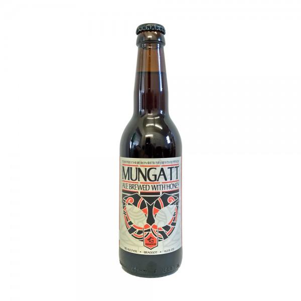 Grimfrost – Mungatt Braggot - Schwedisches Honigbier - 8 % - 0,33 l