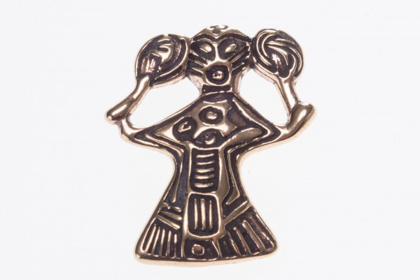 Anhänger VALKÜRE Bronze - avb529