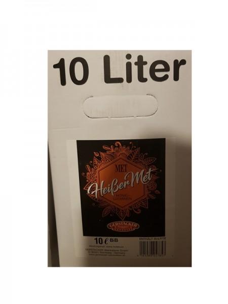 Heißer Met - Honig-Glühwein - 10 Liter