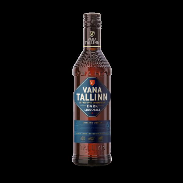 Vana Tallinn Dark Liquorice - 35% - 500ml