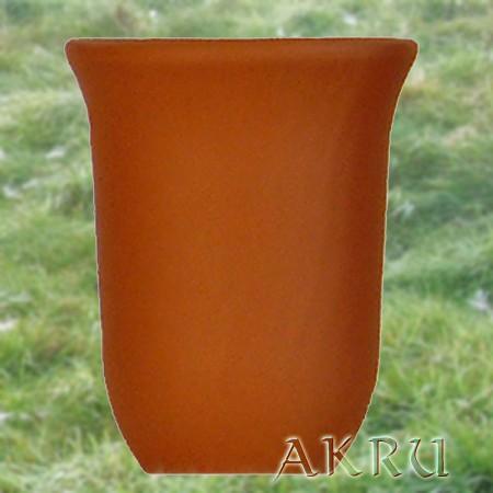 Schnapsbecher 0,02 Liter - Form Ne - natur