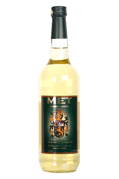 Lindenblütenhonig Met - 0,7 l - 11 %