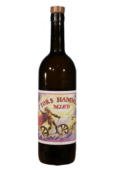 Thors Hammer Mjød - Dänischer Met - 21,5 % - 0,75 l Glasflasche