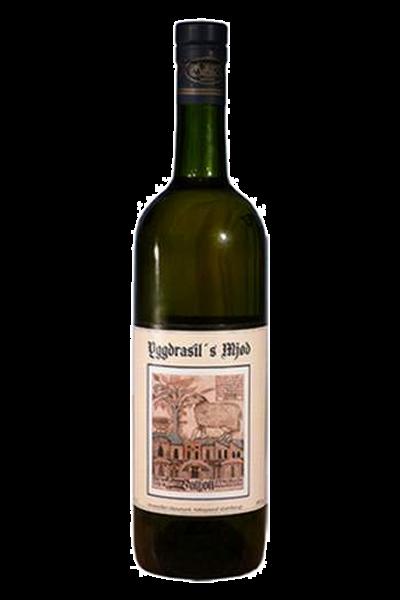 YGGDRASIL´S MJØD - Dänischer Met ANNO 1555 18 % in 0,75 l Glasflasche