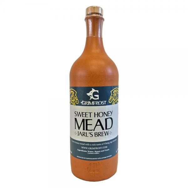 Grimfrost – Sweet Honey Mead - schwedischer Met - 0,75L - 13% Vol.