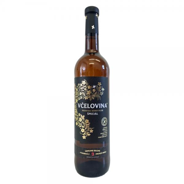VCELOVINA – Special - Honigwein aus der Slowakei - 0,75L 13% Vol.