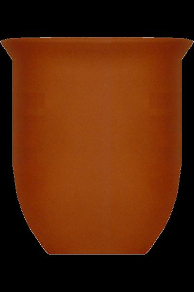 Weinbecher 0,2 Liter - Form Ne - natur