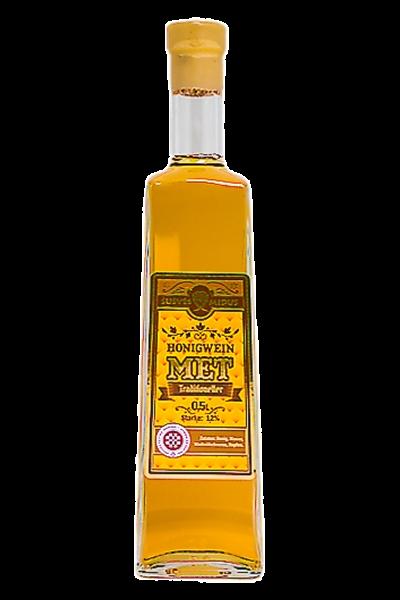 Met Traditionell mit Wacholderbeeren und Hopfen aus Litauen - 0,5 l - 13 %
