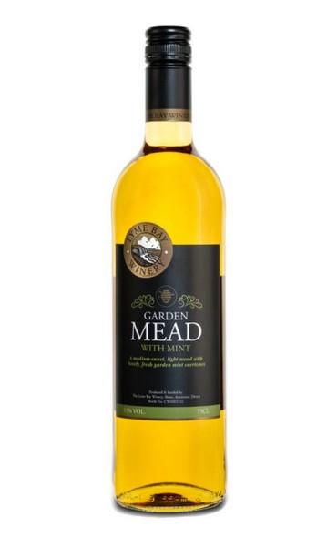Lyme Bay Winery – Garden Mead 0,75L 11% Vol. - Honigwein / Met