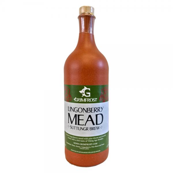 Grimfrost – Lingonberry Mead - Preiselbeer Met - 0,75L - 13% Vol.