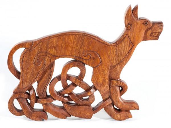 Wandbild - Keltischer Hunde - ws223